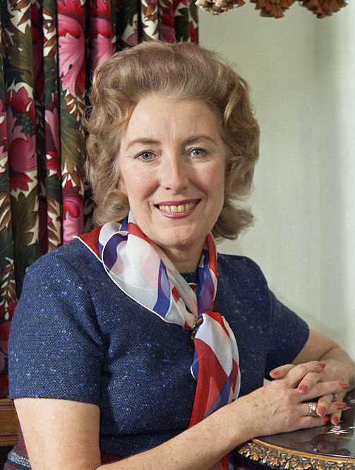 Dame Vera Lynn, photo by Allen Warren