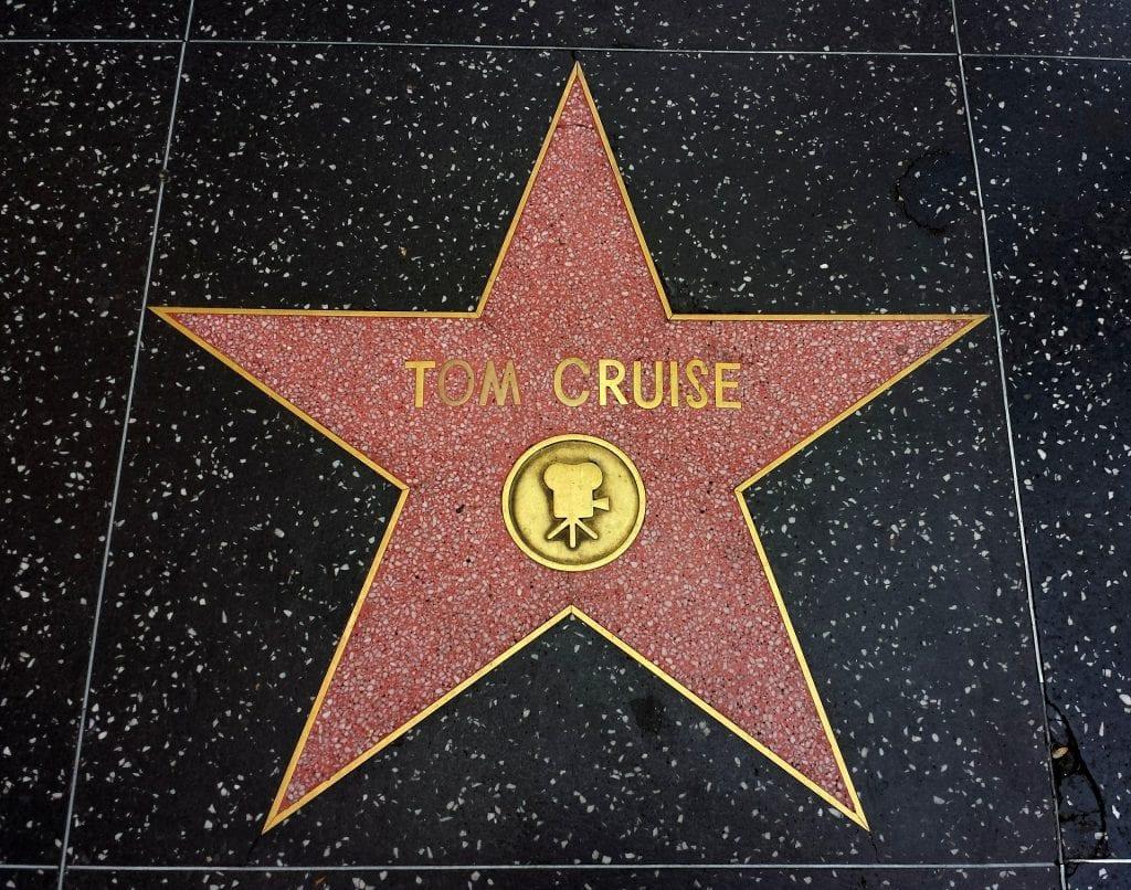 tom cruise star