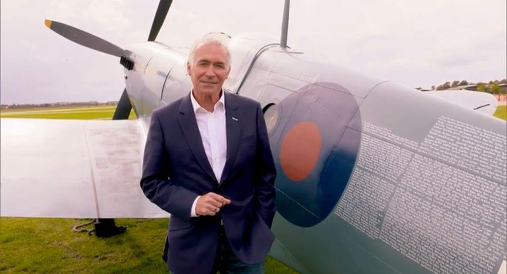 Hilary Jones Spitfire 2