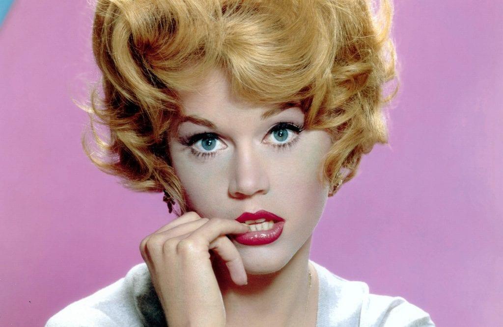 Jane Fonda pinup